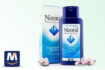 شامپو ضد شوره نیزورال Nizoral Anti-Dandruff Shampoo