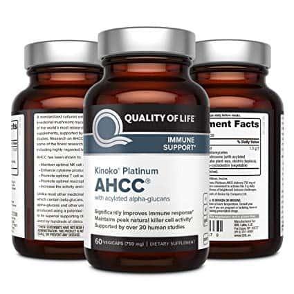کپوسلهای AHCC برای تقویت سیستم ایمنی بدن