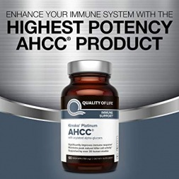 کپسول AHCC ( پلاتینم و گلد ) برای تقویت سیستم ایمنی بدن