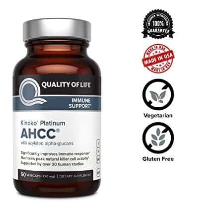 شرح قرص های AHCC