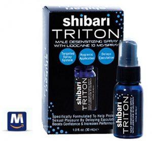 اسپری تاخیری Shibari Triton