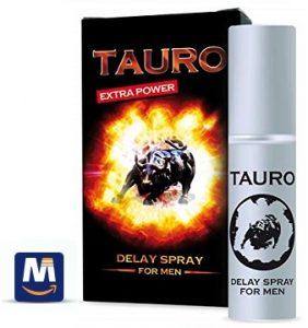 اسپری تاخیری Tauro Extra Power