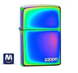 فندک زیپو هفت رنگ - Zippo Color Lighters