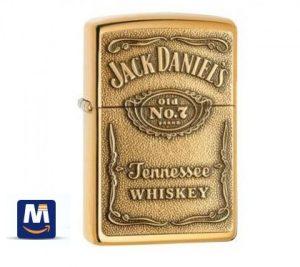 فندک زیپو طرح شرکت جک دنیل Zippo Jack Daniels Lighters