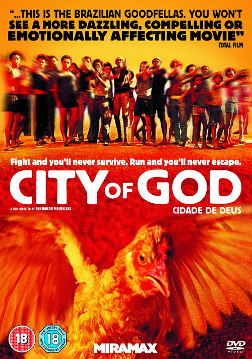 شهر خدا  city of god