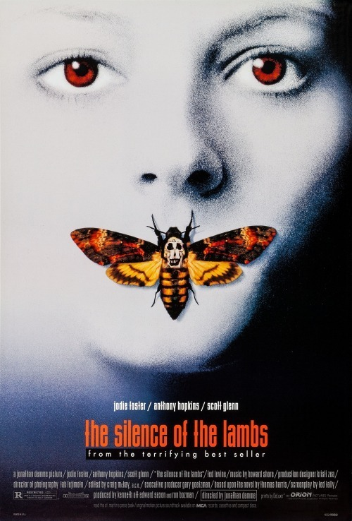 سکوت بره‌ها the silence of the lambs