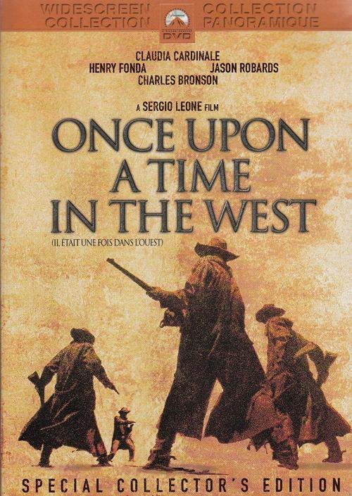 روزی روزگاری در غرب once upon a time in west