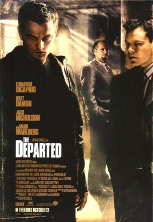 رفتگان  the departed