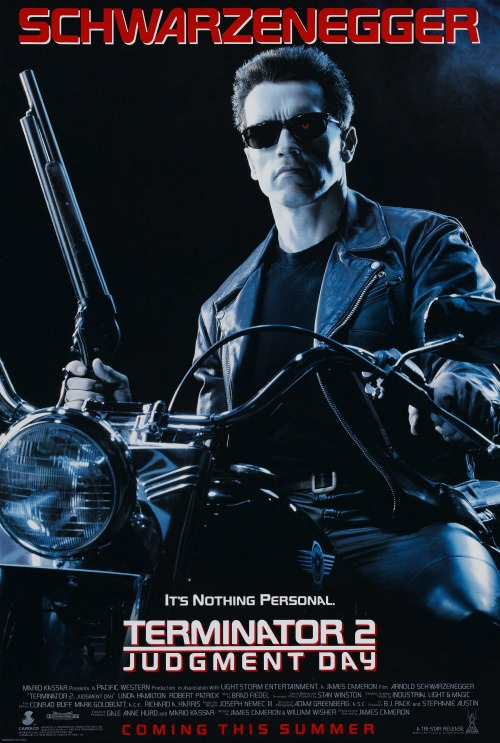 ترمیناتور ۲  terminator 2: judgment day