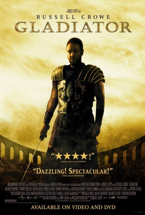 گلادیاتور gladiator