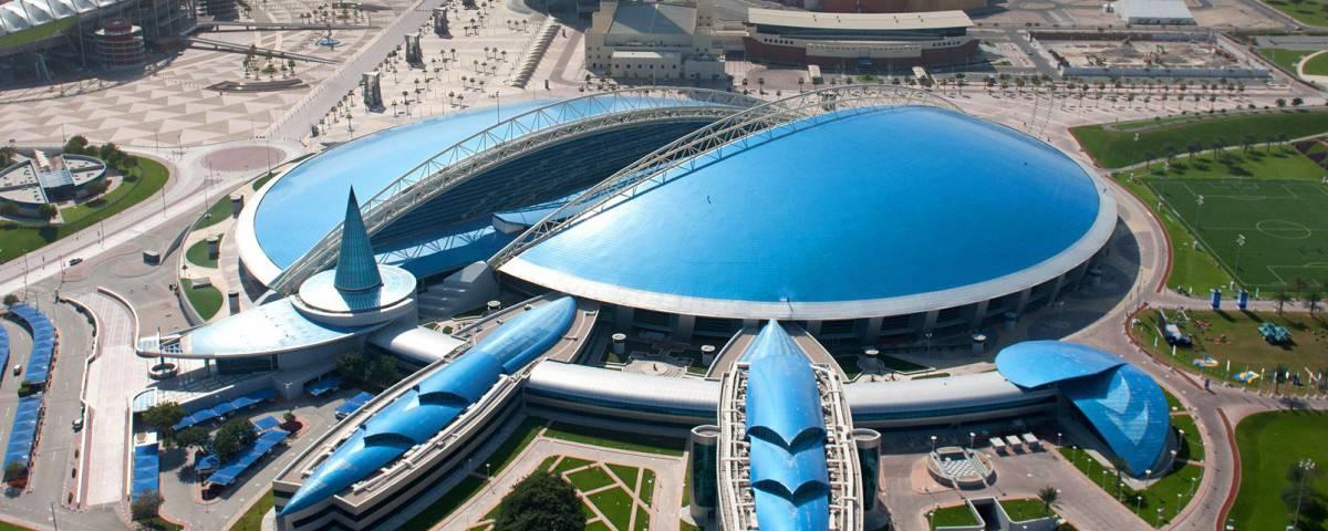 کمپ فوتبال قطر