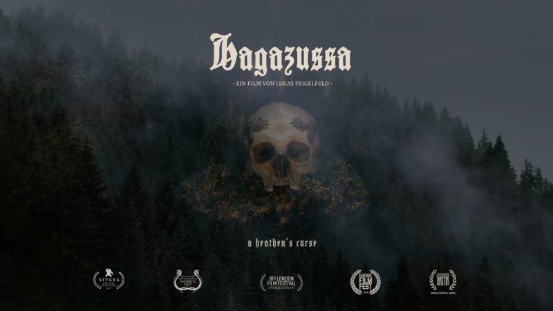 فیلم ترسناک هاگازوسا: نفرین کافر