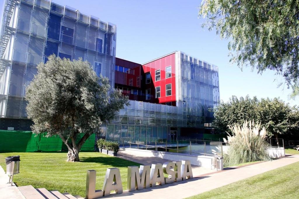 کمپ لاماسیا بارسلونا