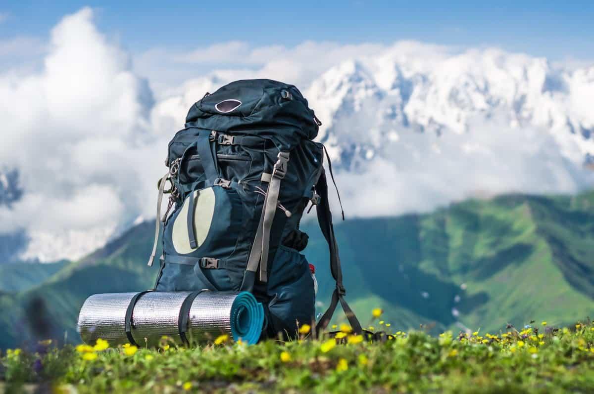 کوله پشتی کوهنوردی