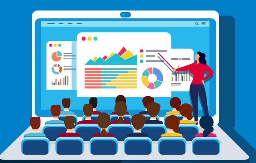 آموزش های آنلاین