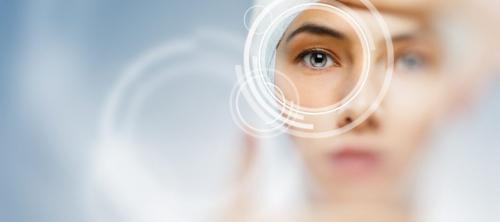 تقویت عضلات چشم با ورزش