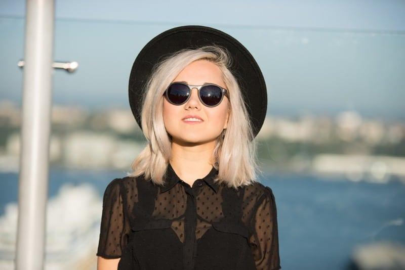 عینک آفتابی مناسب صورت