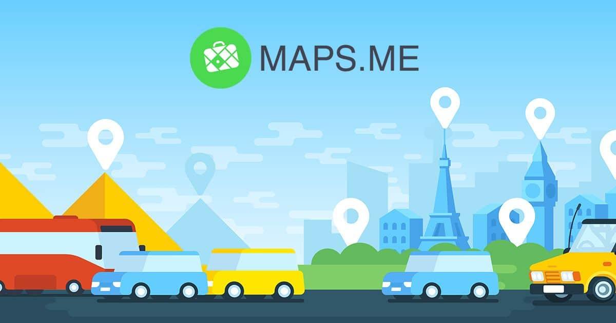 اپلیکیشنهای ضروری برای سفر در بخش مسیریابی و نقشهخوانی