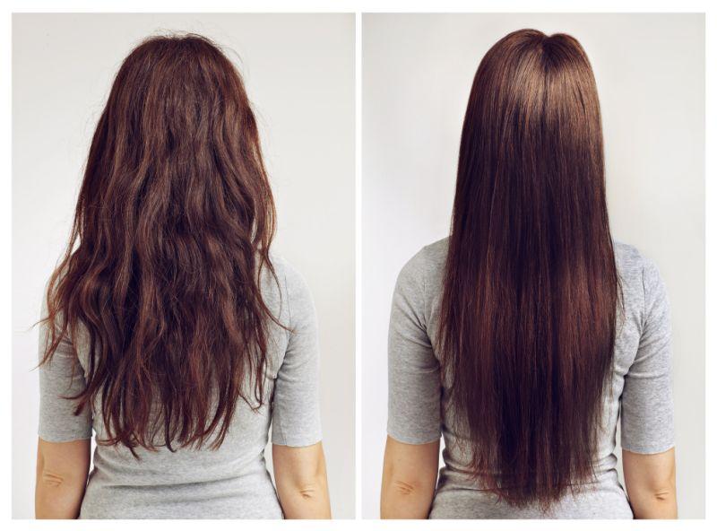 مزایای استفاده از شامپو کراتینه مو