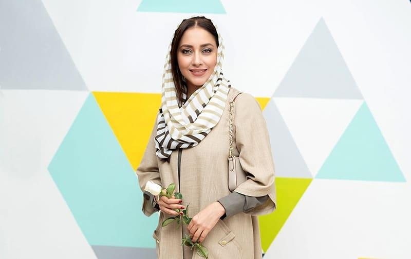 پر کارترین بازیگر زن ایرانی
