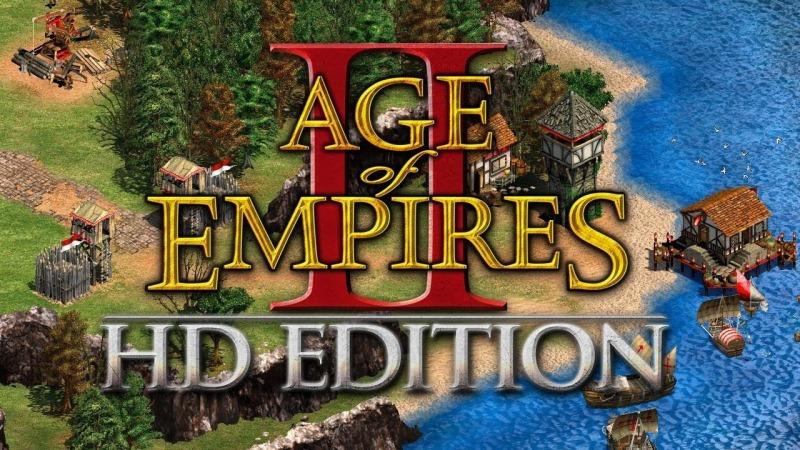 بازی استراتژیک Age of Empires II: HD Edition