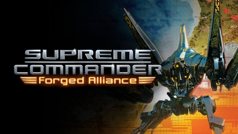 بازی استراتژیک ژنرال (Supreme Commander)