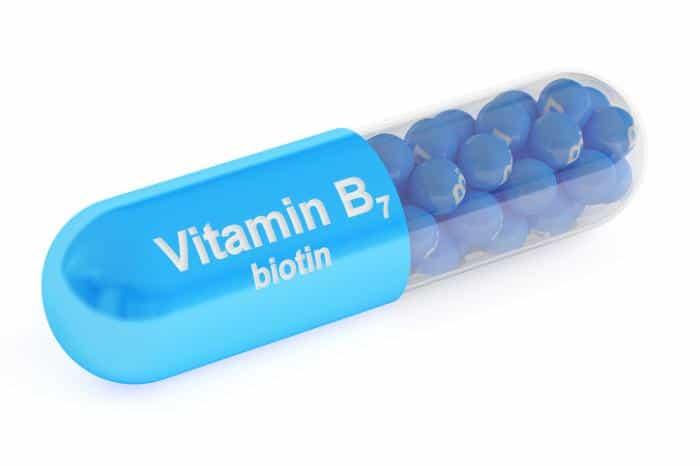 ویتامین ب7 یا همان بیوتین