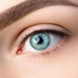 برندهای برتر لنز رنگی که مورد تایید متخصصان چشم است را می شناسید؟