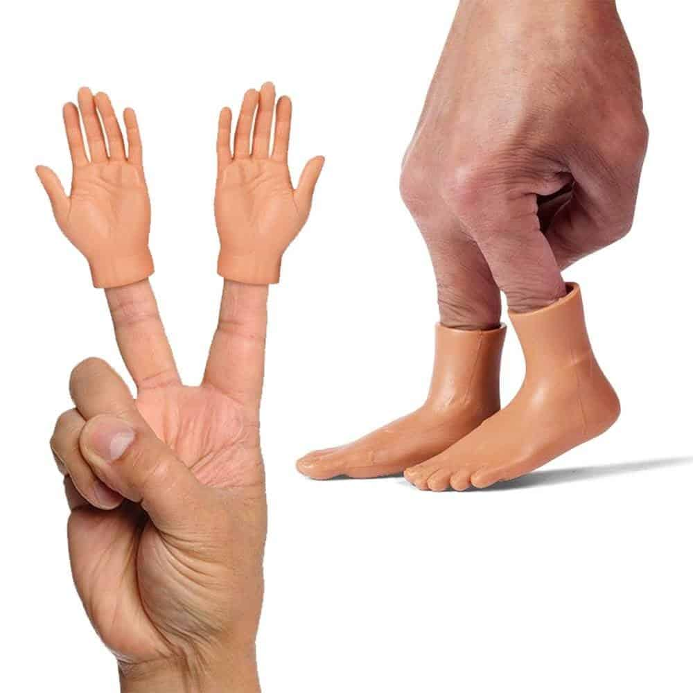 دستهای انگشتی