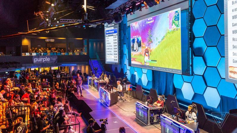 مسابقات بازیهای ویدئویی