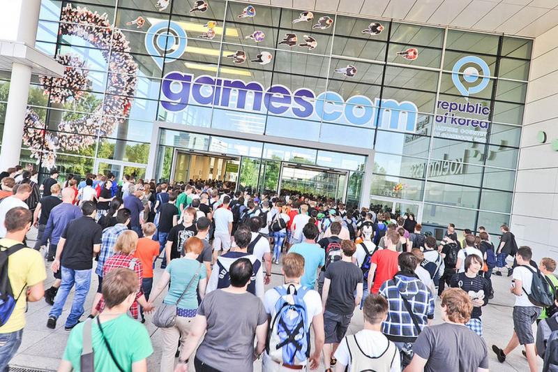 نمایشگاه بازی های ویدئویی
