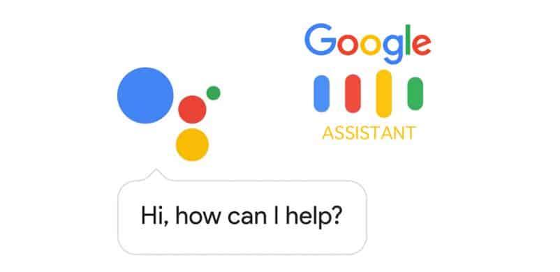 دستیار صوتی google assistant
