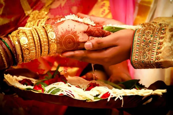 مراسم ازدواج