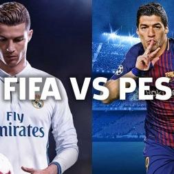 برنده جدال همیشگی FIFA یا PES کدام یک خواهد بود؟