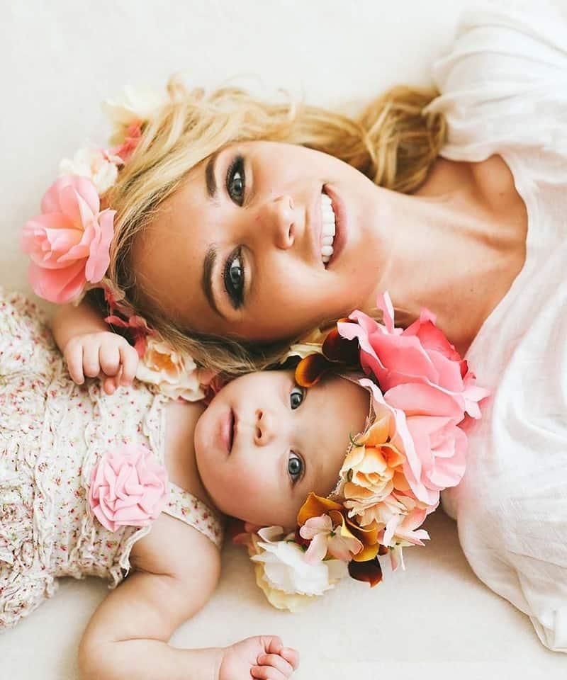 ست کردن لباس مادر و کودک - ست مادر و پسری