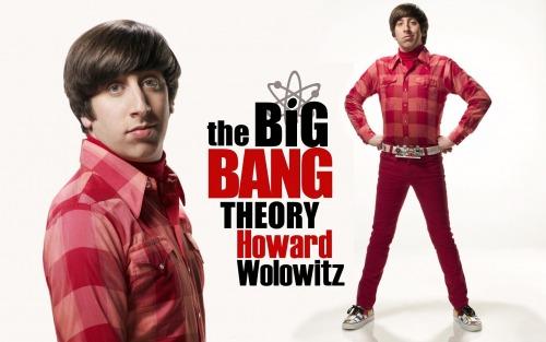 هاوارد والوویتز در سریال تئوری بیگ بنگ