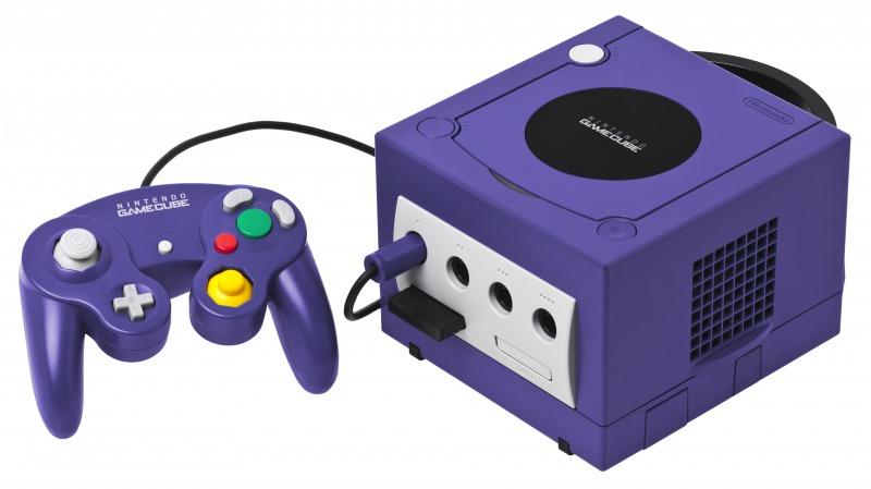 کنسول نینتندو gamecube