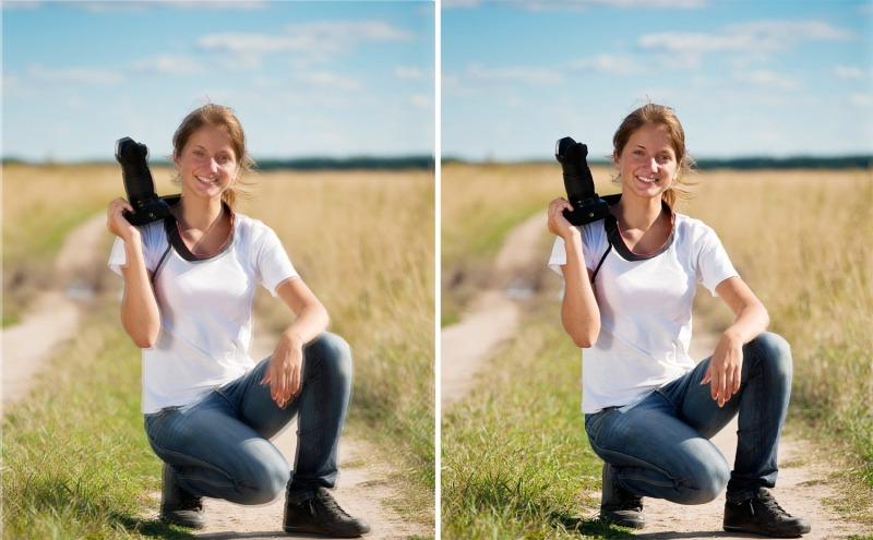 تثیبت کننده تصویر در دوربین های عکاسی