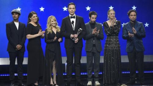 جوایز دریافتی سریال تئوری بیگ بنگ