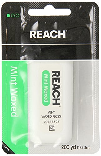 نخ دندان Reach Mint Waxed Dental Floss