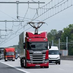 نخستین بزرگراه الکتریکی آلمان در سال ۲۰۱۹ به بهرهبرداری رسید