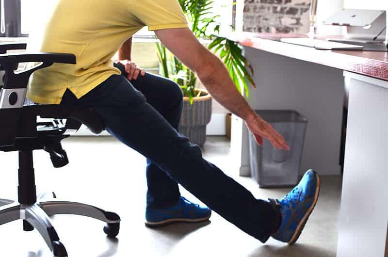 پیشگیری از دردهای بدنی کارمندان