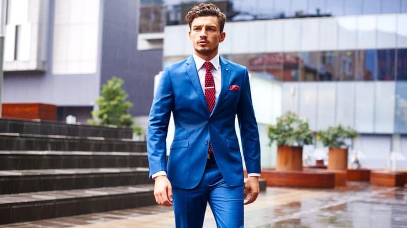 انواع کراوات - کروات مناسب