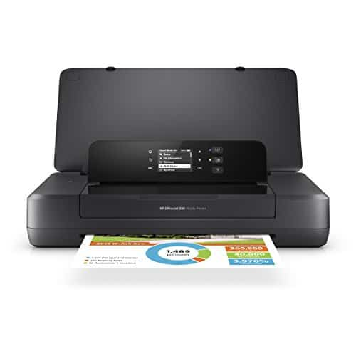 پرینتر موبایل HP Officejet 200
