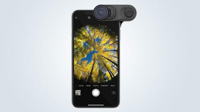 لنزهای دوربین موبایل 10