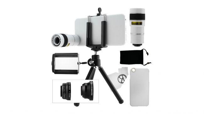 لنزهای دوربین موبایل 13