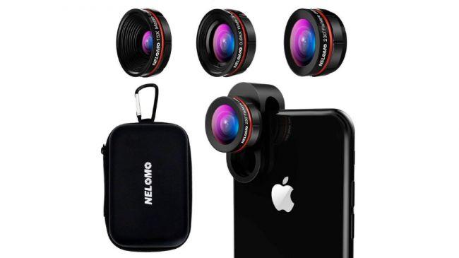 لنزهای دوربین موبایل 15