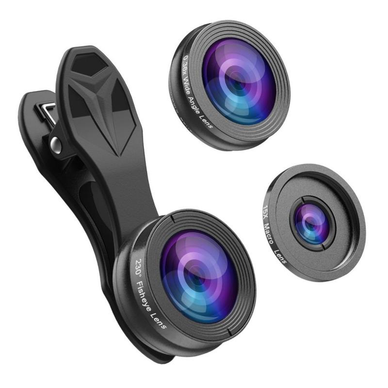 لنزهای دوربین موبایل 21