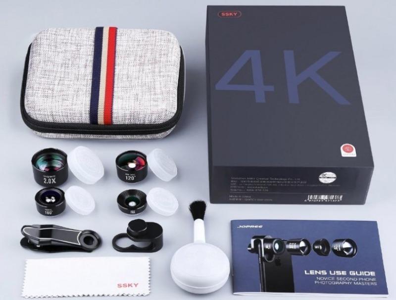 لنزهای دوربین موبایل 27