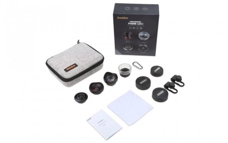 لنزهای دوربین موبایل 28